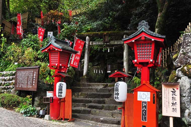 玉簾神社(たまだれじんじゃ)