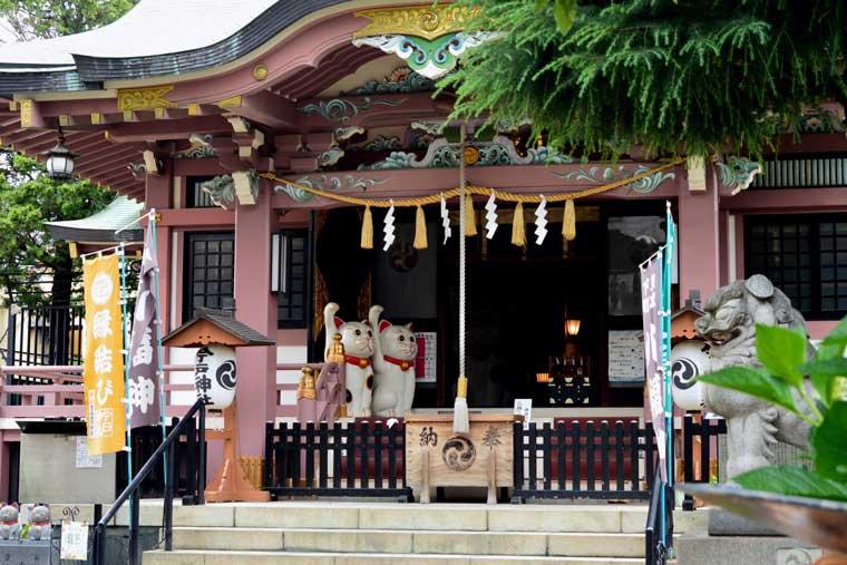 今戸神社(いまどじんじゃ)