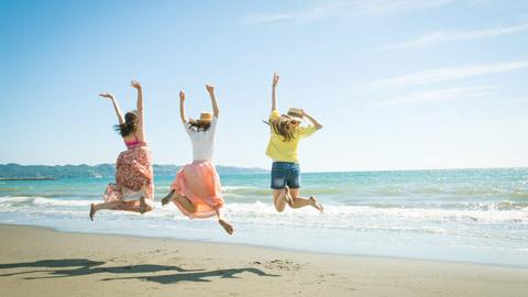 夏の女子旅やお出かけにおすすめ国内スポット58選
