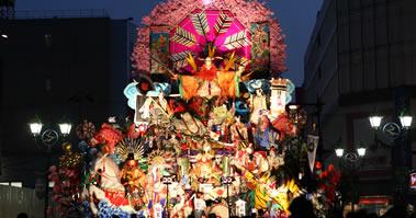 八戸三社大祭(八戸市)