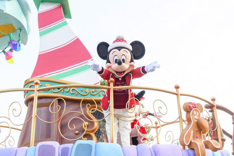 東京ディズニーランド ディズニー・クリスマス・ストーリーズ