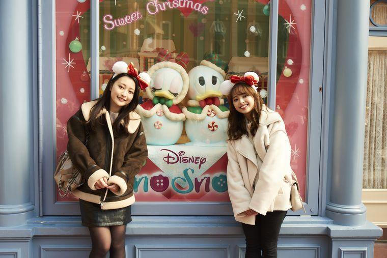 東京ディズニーランド ディズニークリスマス
