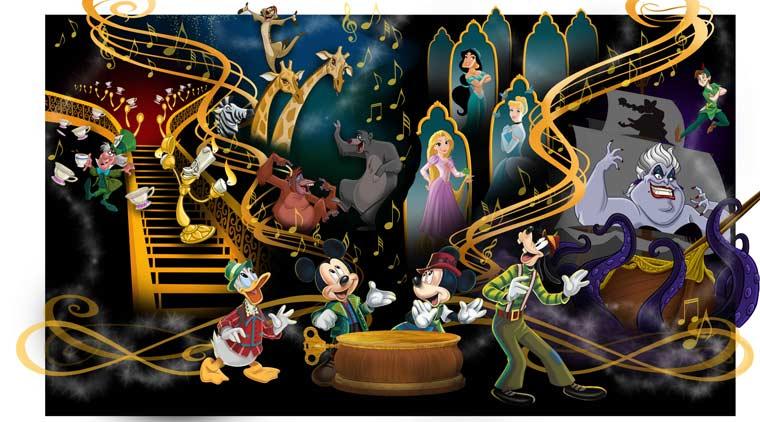 「ミッキーのマジカルミュージックワールド」