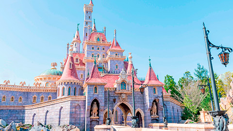 東京ディズニーランドの新エリア『美女と野獣』の世界など9月28日にオープン