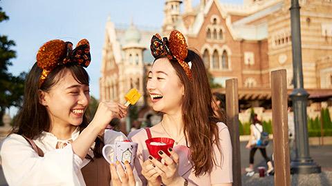 ディズニー・ハロウィーン2019!仮装して東京ディズニーシーを楽しもう