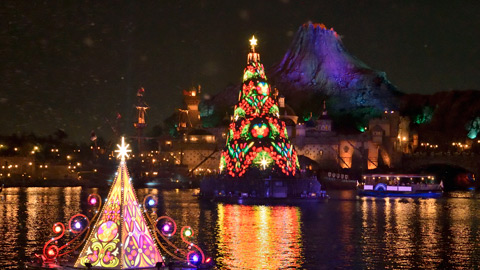東京ディズニーシーのクリスマス2019 今年最後のショーやダッフィーグッズもご紹介
