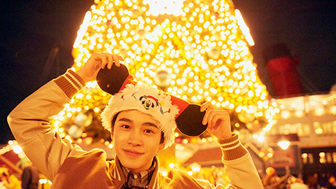 鈴木康介さんと妄想クリスマスデート!東京ディズニーシーで叶える恋のプラン