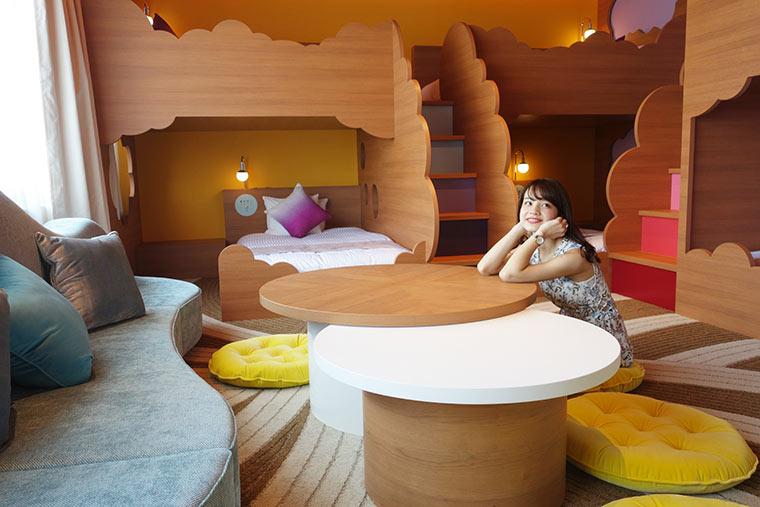 ホテル ユニバーサル ポート ヴィータのレインボールーム