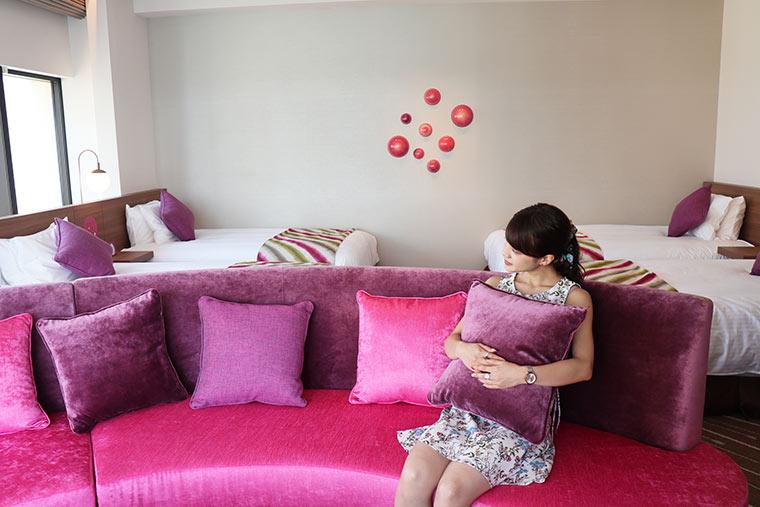 ホテル ユニバーサル ポート ヴィータのスパークルーム