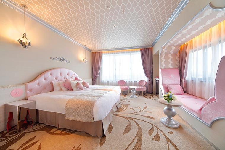 ホテル ユニバーサル ポート ヴィータのきらきらコーナールーム
