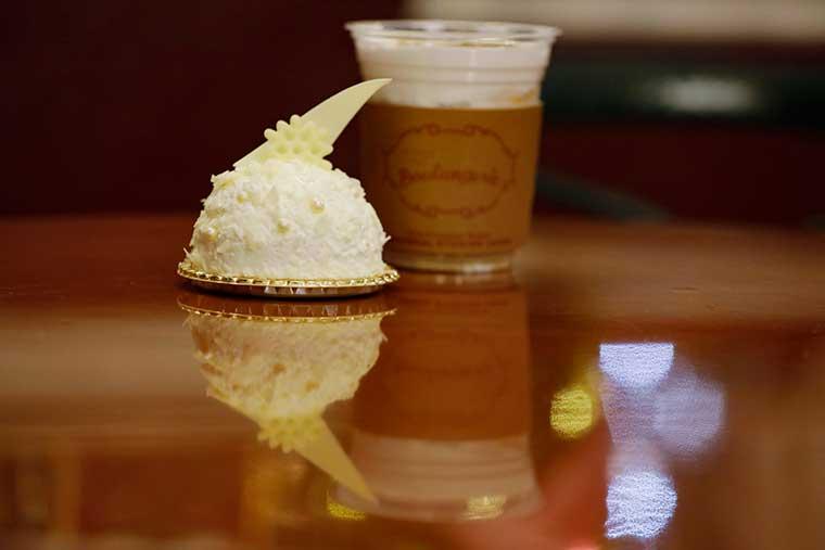 USJクリスマス2019 クリスタル・ドーム ~ホワイトチョコのキリッシュケーキ~