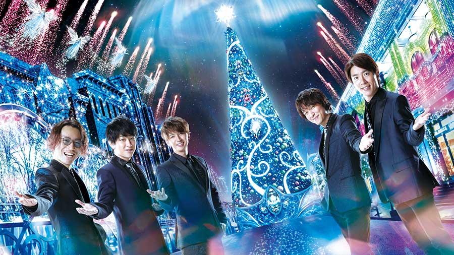 ユニバーサル・スタジオ・ジャパンの2019クリスマスイベント