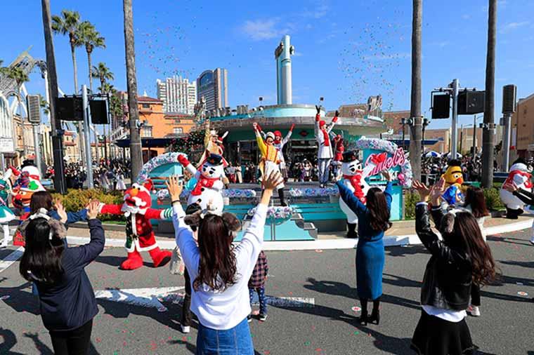 USJクリスマス2020 ハッピー・クリスマス・ストリート・パーティ