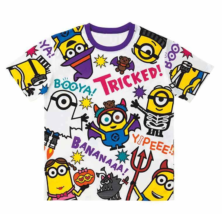 USJ ハロウィーン Tシャツ