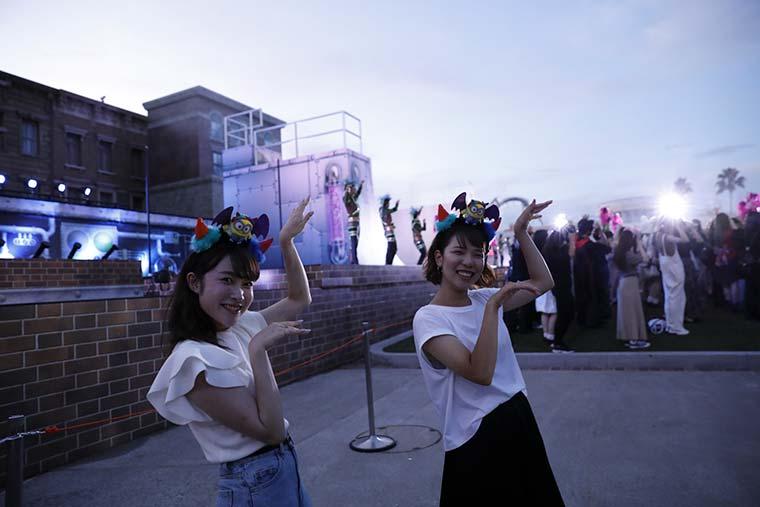 ユニバーサル・スタジオ・ジャパン「ゾンビ・デ・ダンス」