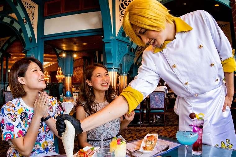 USJ「サンジの海賊レストラン」