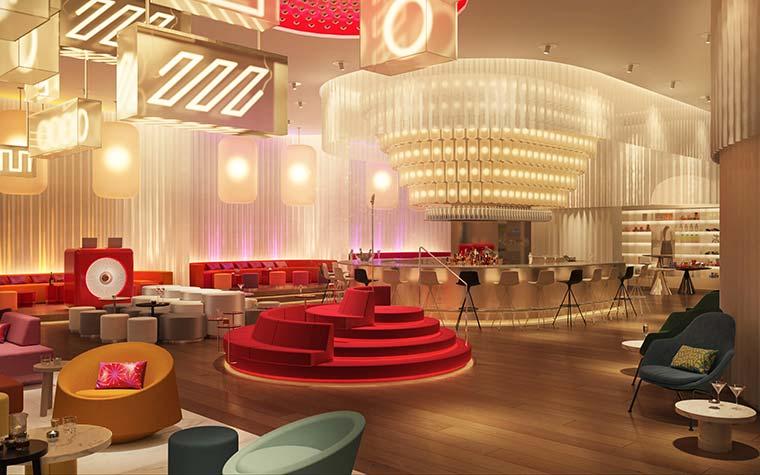 Wホテル大阪 デザイン