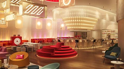 日本初上陸!ラグジュアリー・ライフスタイルホテル「W」が2021年3月大阪に開業