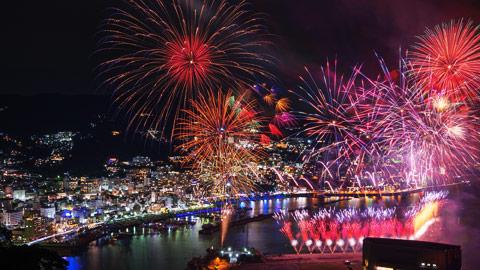 全国「冬の花火大会」16選 2020-2021
