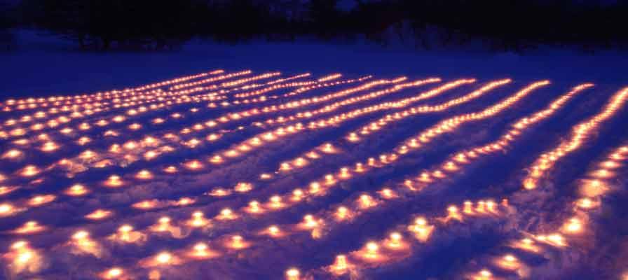裏磐梯(URABANDAI)雪祭