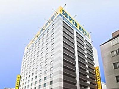 スーパーホテルLohas東京駅八重洲中央口 八重桜の湯