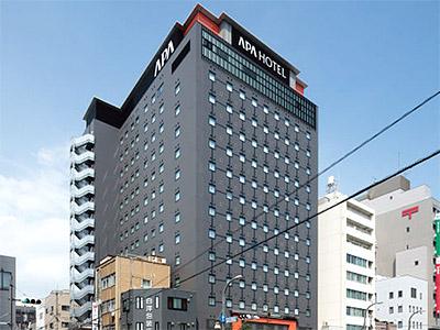 アパホテル<浅草 田原町駅前>