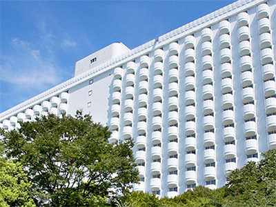 グランドプリンスホテル新高輪