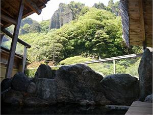 立久恵峡温泉 絶景の宿 御所覧場