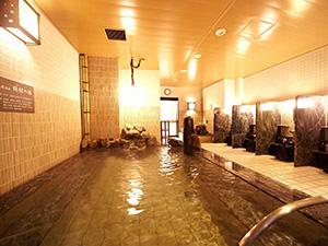 天然温泉 錦鯱の湯 ドーミーインPREMIUM名古屋栄