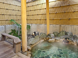 見奈良天然温泉 利楽