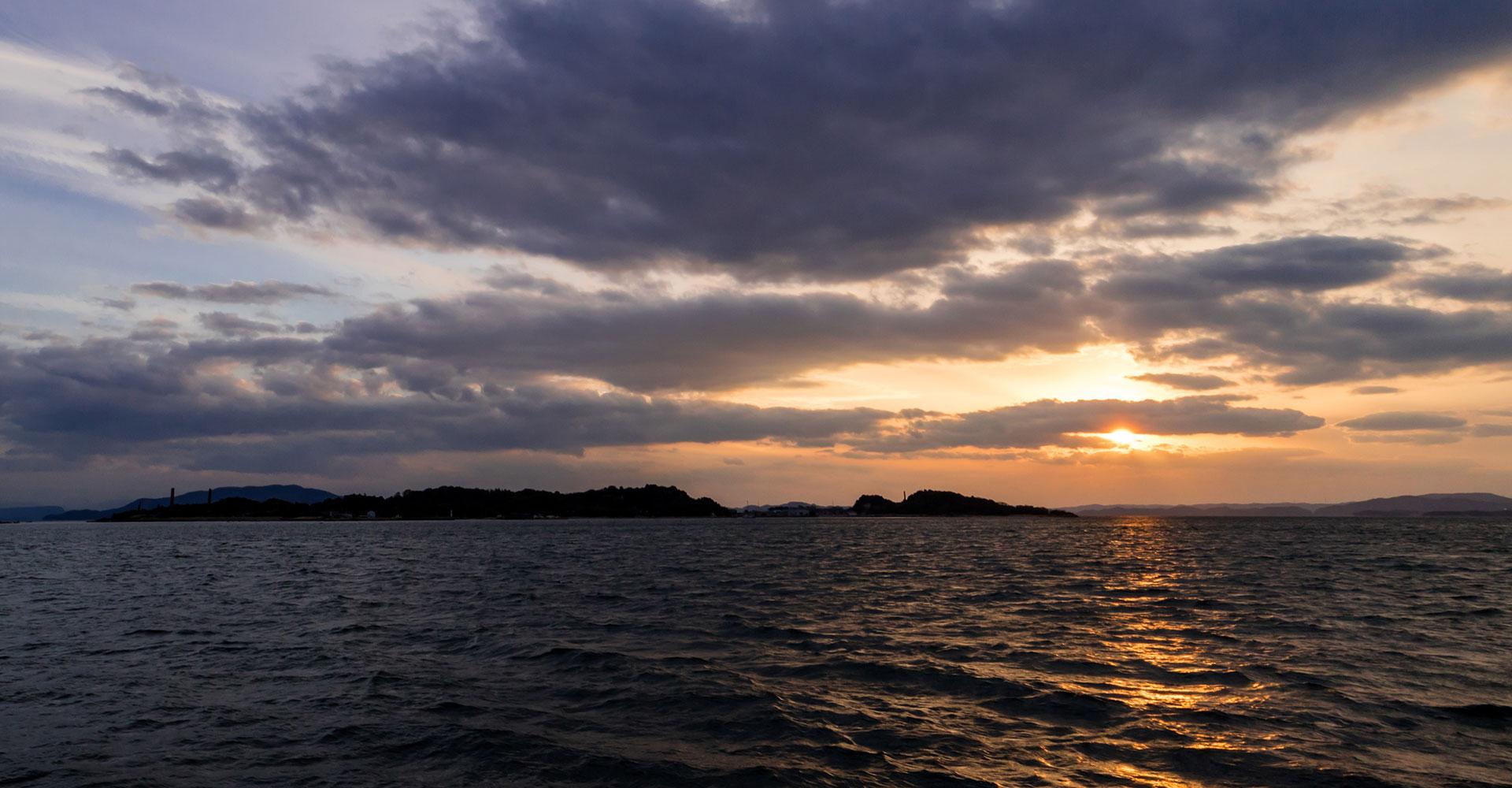 ANA楽パックで行く!瀬戸内海 アートめぐり旅