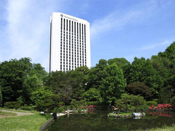 プレミアホテル 中島公園 札幌(旧:ノボテル札幌)