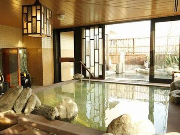 5旅行・ツアー(航空券+ホテル)【楽天トラベル】 天然温泉 霧桜の湯 ドーミーイン鹿児島