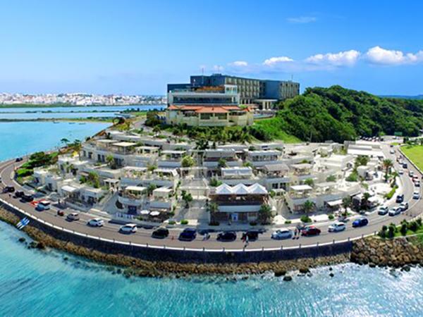 沖縄旅行・ツアー(航空券+ホテル)【楽天トラベル】 琉球温泉 瀬長島ホテル