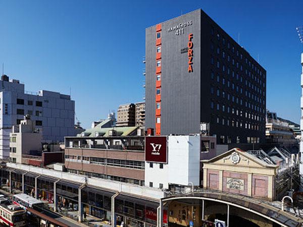 5旅行・ツアー(航空券+ホテル)【楽天トラベル】 FORZA ホテルフォルツァ長崎