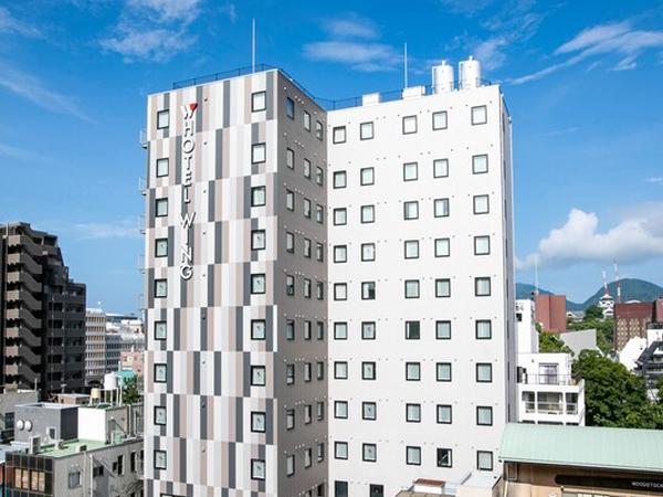 3旅行・ツアー(航空券+ホテル)【楽天トラベル】 ホテルウィングインターナショナルセレクト熊本 (2019年9月1日オープン)