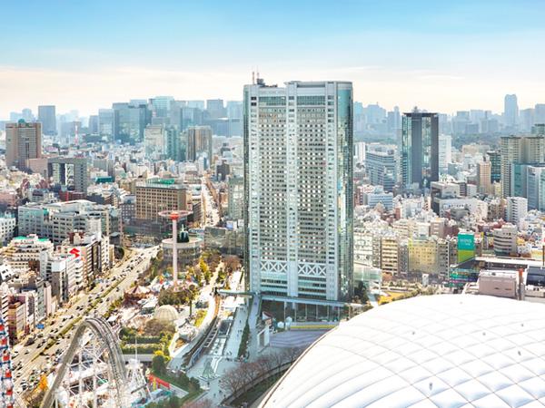 4旅行・ツアー(航空券+ホテル)【楽天トラベル】 東京ドームホテル