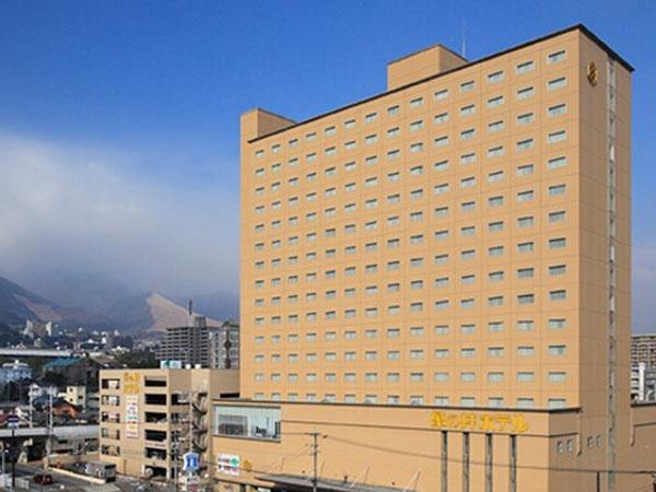2旅行・ツアー(航空券+ホテル)【楽天トラベル】 別府亀の井ホテル