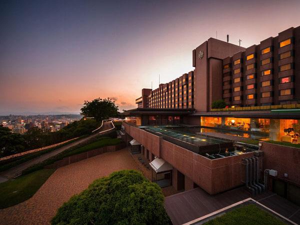 1旅行・ツアー(航空券+ホテル)【楽天トラベル】 SHIROYAMA HOTEL kagoshima(城山ホテル鹿児島)(旧:城山観光ホテル)