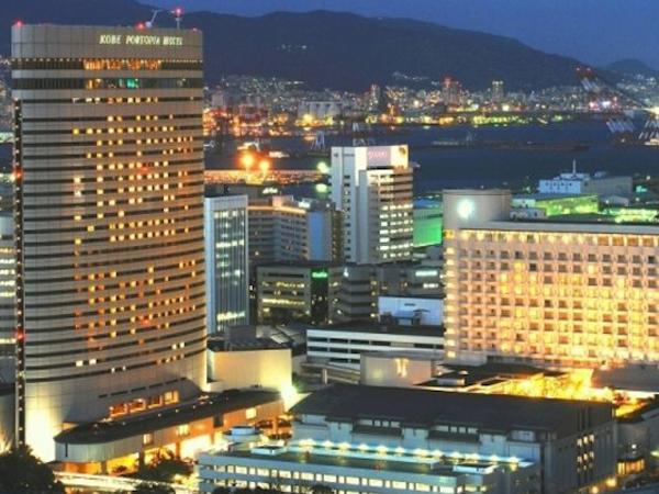 4旅行・ツアー(航空券+ホテル)【楽天トラベル】 神戸ポートピアホテル