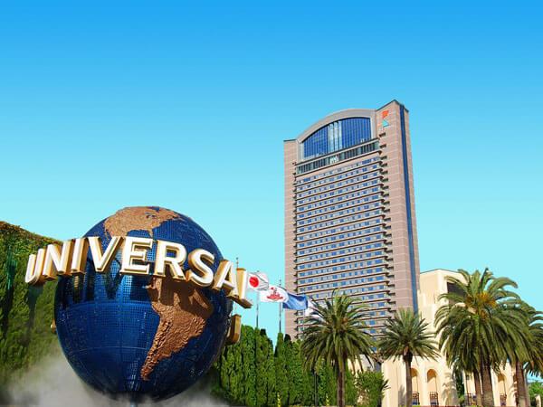 4旅行・ツアー(航空券+ホテル)【楽天トラベル】 ホテル京阪 ユニバーサル・タワー
