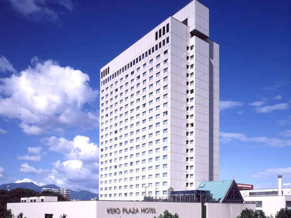 2旅行・ツアー(航空券+ホテル)【楽天トラベル】 京王プラザホテル札幌