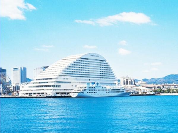 4旅行・ツアー(航空券+ホテル)【楽天トラベル】 神戸メリケンパークオリエンタルホテル