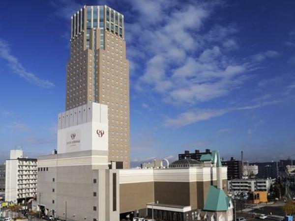 3旅行・ツアー(航空券+ホテル)【楽天トラベル】 ホテルエミシア札幌