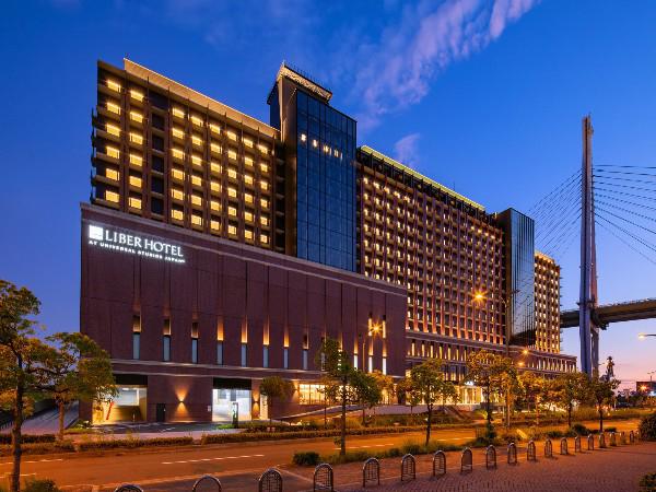 リーベルホテル アット ユニバーサル・スタジオ・ジャパン<2019.11OPEN>