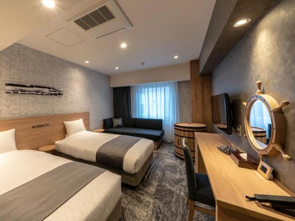 ホテル・トリフィート小樽運河
