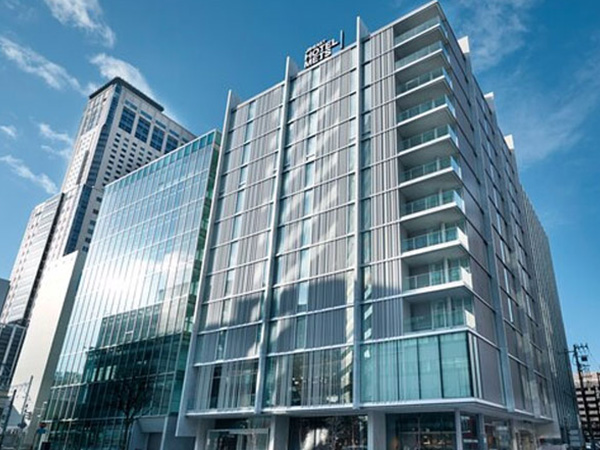 JR東日本ホテルメッツ札幌(2019年2月1日開業)
