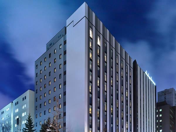 三井ガーデンホテル札幌ウエスト(2020年2月20日OPEN)