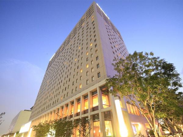 相鉄グランドフレッサ東京ベイ有明(旧ホテルサンルート有明)