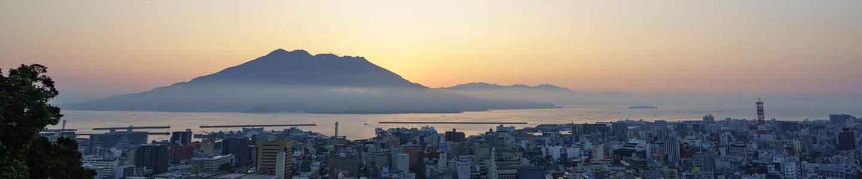 九州旅行・ツアー(航空券+ホテル)【楽天トラベル】鹿児島 桜島